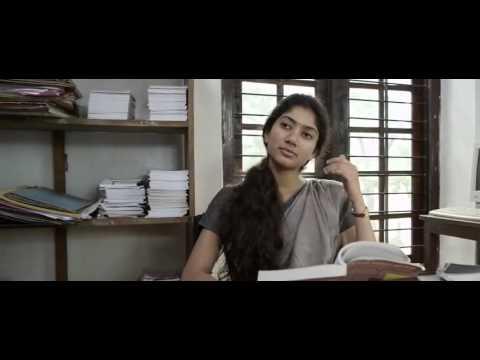 Premam Movie Best Scene & Song HD