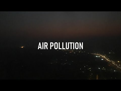 Effects of air pollution on exercise!