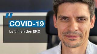 COVID-19 Leitlinien des ERC