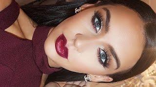 Night Out Makeup Tutorial Thumbnail