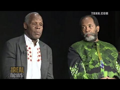 Danny Glover: What Side is The Media On? (1/5)