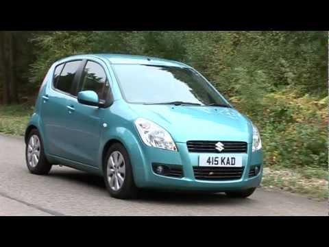 Suzuki Splash Review