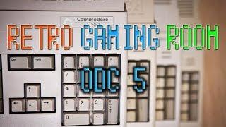 Retro Gaming Room - Odc 5 | Amiga 500 - nagrywanie ADF + Adams Family Gameplay|