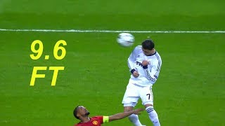Cristiano Ronaldo - The Most Insane Headers Ever Scored