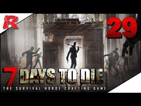 7 Days to Die ➤ Lakberendezés - 29. rész