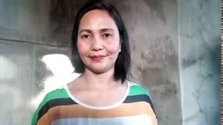 Filipino Housewife Rebecca Sings Latin Opera Song, Ave Maria (Bach Gounod)