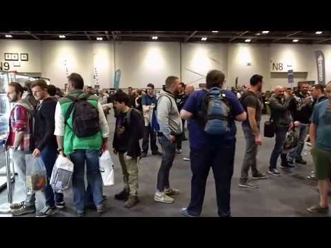 Live from Salute 2017, Feat Other streamers! - miniatures, figurines, painting, GoblinGamingUK