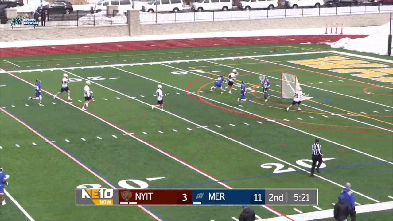 Men S Lacrosse Merrimack College Athletics