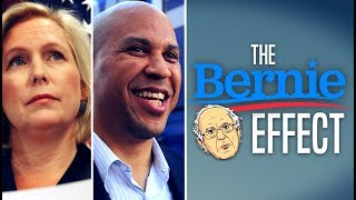 Kirsten Gillibrand & Cory Booker Pledge to Stop Taking Corporate PAC Money