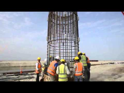 Nov 2014 Steel Cage Installation For Bored Pile Shuwaikh