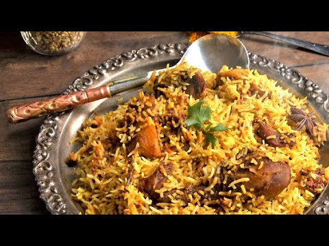 Step By Step Tutorial On Perfect Homemade Biryani Rice By Rookie With A Cookie