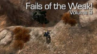 Fails of the Weak - Volume 09 - Halo 4 - (Funny Halo Bloopers and Screw Ups!)