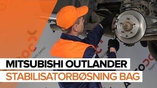 Se vores nyttige videoer om Undervogn og Bærearme vedligeholdelse