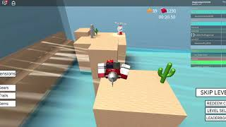 roblox speedrun 4 speedrun 5 levels in 2:05.69