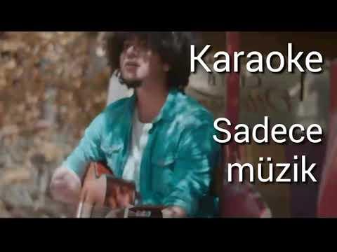 Burak _ Barış feat. Özlem - Uzak Ol | Karaoke ( Sadece müzik )