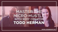 BIZ MAMAS: Get More Done in Less Time with Todd Herman