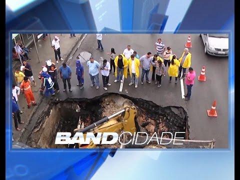 Recuperação da Avenida Torquato Tapajós demora quase dois dias