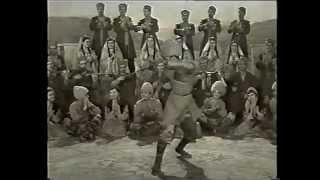 Yallı Zorxana rəqsi (1956) - Azərbaycan milli rəqsi