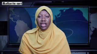 Mali : L'actualité du jour en Bambara Mardi 09 Décembre 2019
