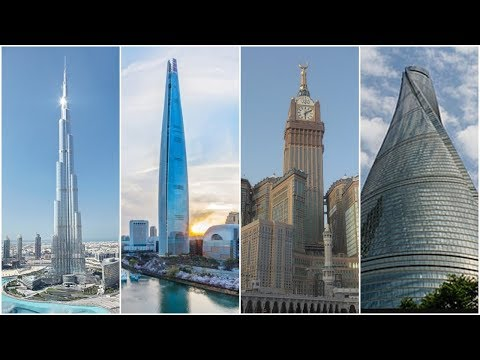 Top 5 Tallest Buildings in the World!
