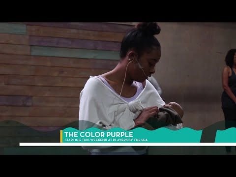 The Color Purple at Players by the Sea