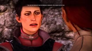 Dragon Age: Inquisition Elf Courting Cassandra