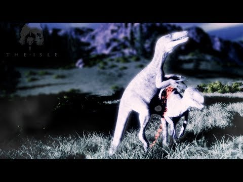 The Isle - GAME BREAKING UTAH POUNCE BUG, ADORABLE NEW HATCHLING REX IS THE SMALLEST EVER - Gameplay