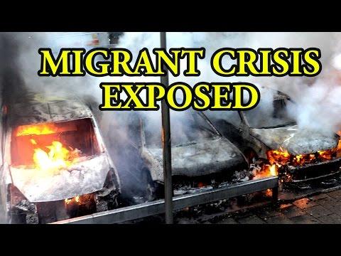 SWEDEN MIGRANT IMMIGRATION CRISIS - TRUMP ON SWEDEN TRUTH