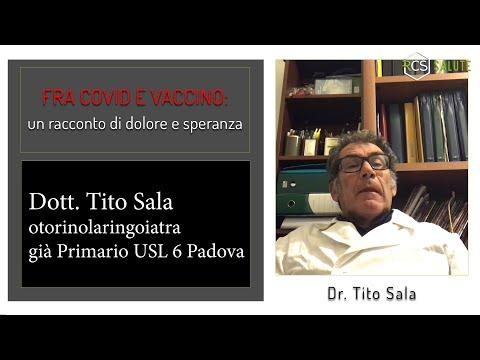 Fra Covid e Vaccino con il Dr. Tito Sala