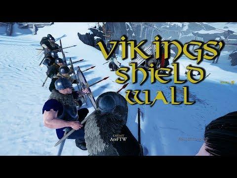 The Viking Shield Wall And Memes — Mordhau