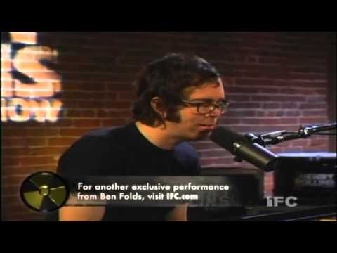 Ben Folds   All You Can Eat (Live)