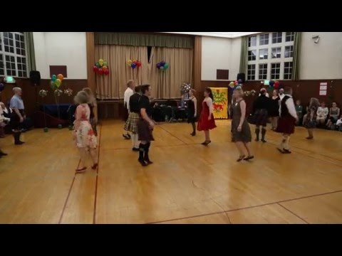 Red Thistle Dancers (40-Something Anniversary)