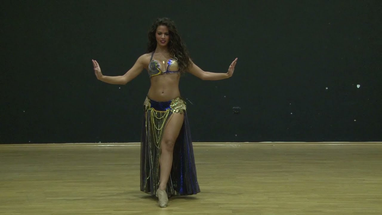 Belly Dancer 46 000 000 Views This Girl She Is Insane Nataly Hay - Belly Dance