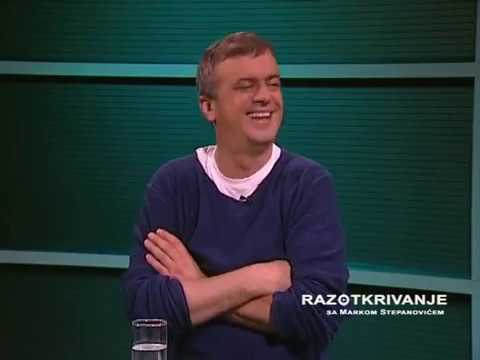 RAZOTKRIVANJE SA MARKOM STEPANOVIĆEM 11.04.2019. SERGEJ TRIFUNOVIĆ