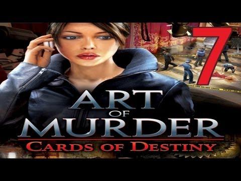 Art of Murder: Cards of Destiny Walkthrough part 7  