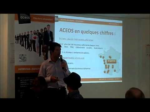 Aceos Video N°5 Coworking Merignac AQUI WORK CENTER