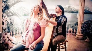 Individual Harp Therapy Session with Alizbar   English version
