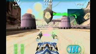 Dreamcast - Star Wars: Episode 1 Racer