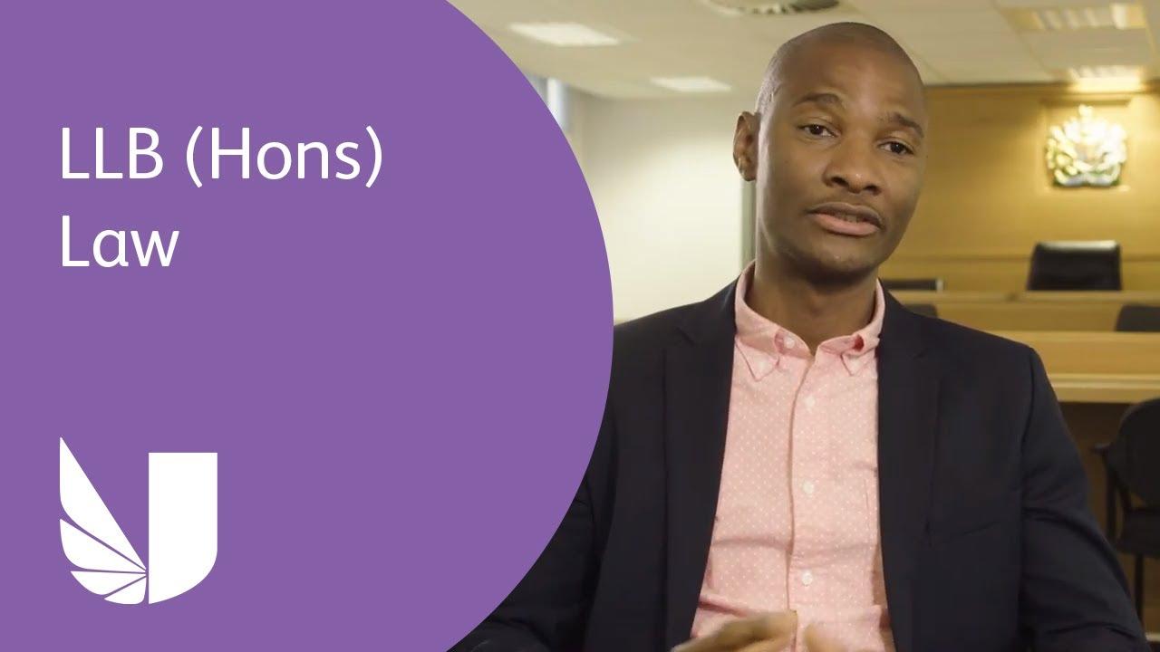 LLB (Hons) Law  University of West London