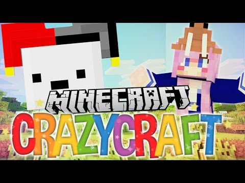 Joke Pet! | Ep 42 | Minecraft Crazy Craft 3.0