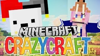 Joke Pet! | Ep 42 | Minecraft Crazy Craft 3.0