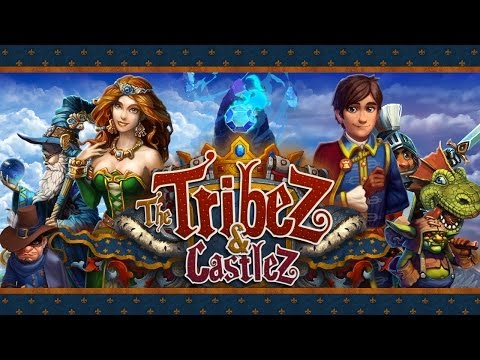 The Tribez & Castlez - Universal - HD (Sneak Peek) Gameplay Trailer