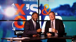 LIVE: X's \u0026 Omar: Miami Dolphins NFL Draft Q\u0026A