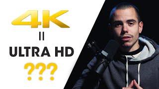 Pourquoi les vendeurs de télé vous arnaquent ? 4K vs UHD