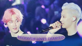 Chanbaek- 찬백  Baekhyun Loves Chanyeol  How Baekhy