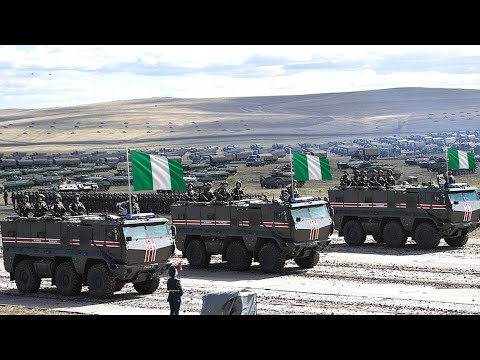 Nigerian Armed Forces | How to Powerful in Nigeria?