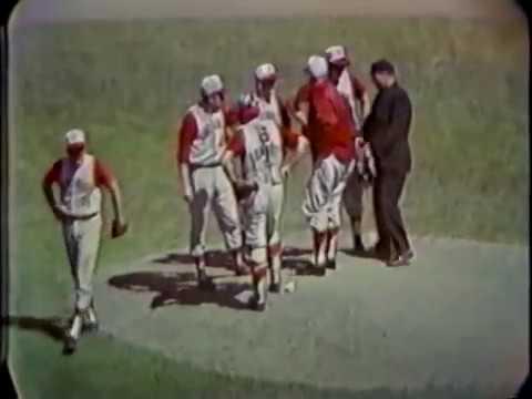 1965 08 19 Cincinnati Reds at Chicago Cubs