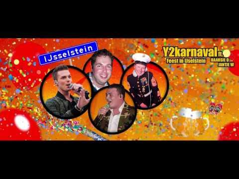 Y2Karnaval ft. BAARSIE D en JANTJE W - Feest in IJsselstein (Carnaval 2017)