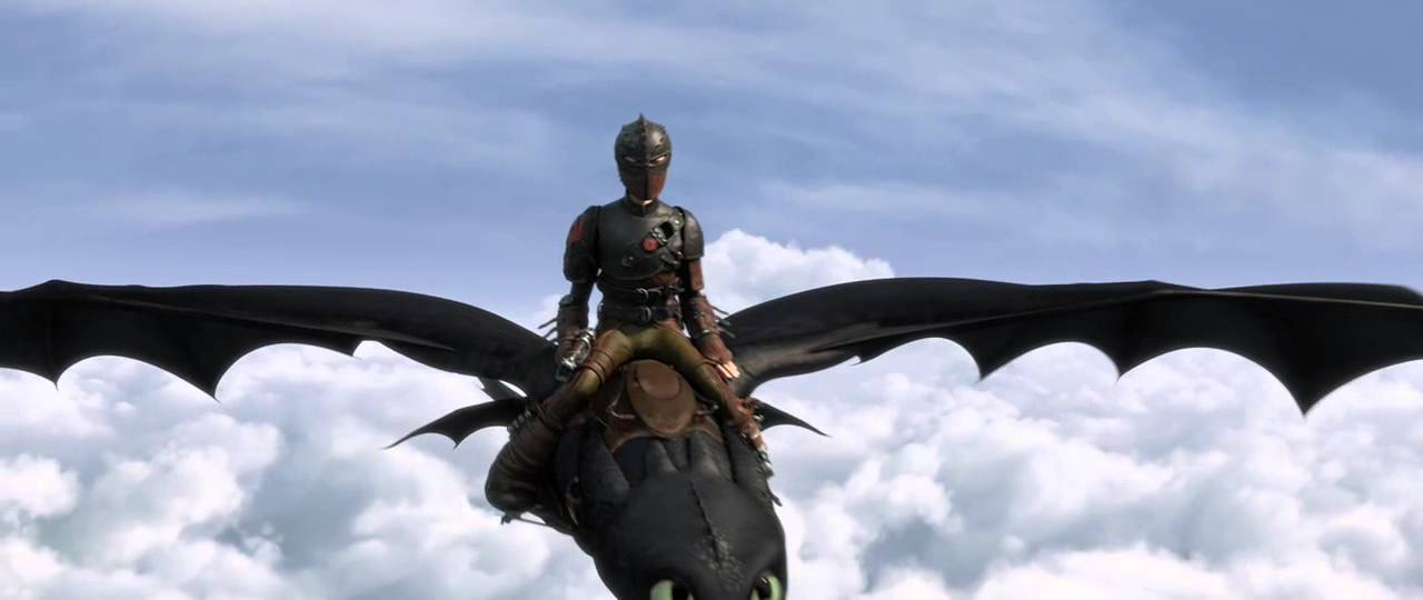 Pokemon 3d Live Wallpaper Hiccup And Toothless Where No One Goes Fly Scene