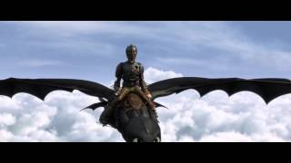 Hiccup And Toothless Where No One Goes Fly Scene  Httyd2